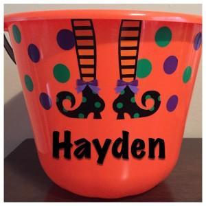 Hayden bucket